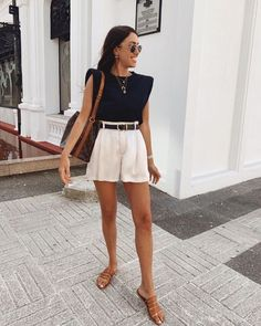 Cute Summer Outfits, Classy Outfits, Chic Outfits, Spring Outfits, Trendy Outfits, Fashion Outfits, Zara Outfit, Zara Mode, Popular Outfits