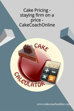 A student of mine struggled with cake pricing. And this is the biggest challenge that most cake decorators have too. This lady was reducing her price upon collection - simply because she could not bear to ask for the full quoted price. Read our blog to find out more. And why not save this pin to your own Cake Tips board too?