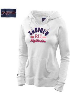 #RadfordU Highlanders Women's Hooded Sweatshirt. Perfect for those fall mornings!