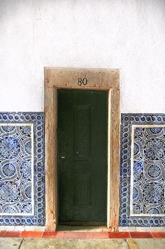 Photograph Puerta de Celda. Convento. Tomar.Portugal by Sole Felloza on 500px