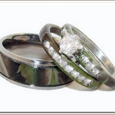 8 Best Rings Images Camo Wedding Rings Camo Wedding Camo Rings