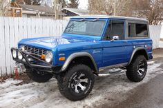 1000+ images about Early Bronco on Pinterest | Broncos ...