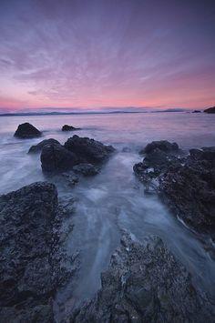 Pacific ocean- Washington. Photo by Dene' Miles