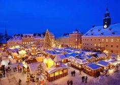 Christmas Market in the Erzgebirge, Germany