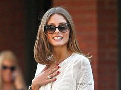 heidi montag fashion: Olivia Palermo: Lunch at Sant Ambroeus