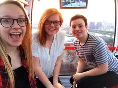Adventures in London yesterday #camden #camdentown #cablecar #london #squad #adventure #marketfood #thatviewthough #trains by abigailthomas96