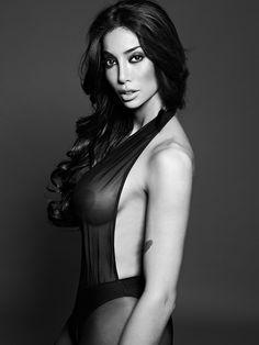 Модель Yasmine Petty(New York, US)