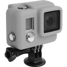 XSORIES Silicon Skin for GoPro Standard Housing (Cool Grey)