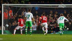 Doch es gab keinen Zweifel: Manchester war in der Folge klar überlegen, und...