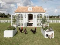 The Heritage Hen Mini Farm comes with a $100,000 price tag and is one of the high-luxe items featured in the 86th edition of the Neiman Marcus Christmas Book.
