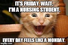#TGIF...oh wait... #Nursing #NursingStudent