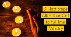 3 Next Steps After Your Call To Full Time Ministry - Faith in the News Porch Designs, Inspirational Articles, Christian Devotions, You Call, S Stories, Daily Devotional, Ministry, Faith, In This Moment