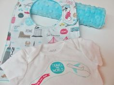 Baby Gift Set in Travel The World --- yahoooo! ordered and soon to be shipped for my babylove! =)