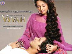 Vivah Shahid Kapoor and Amrita Rao