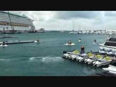 just the start and finish of my attempt at jet ski in bermuda at naval dockyard.our journey becam. Jet Skies, Water Sports, Skiing, Journey, Boat, Tours, Vacation, Explore, Adventure