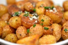 My favorite vegetable from Long Island is our famous Long Island Potatoes!  #gefreshny