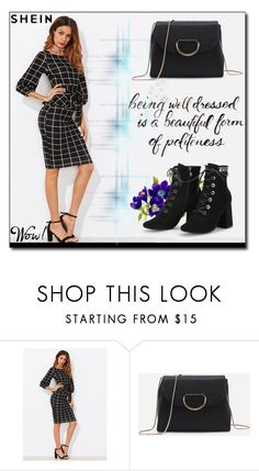 """""""SheIn 7 / XXI"""" by ozil1982 ❤ liked on Polyvore"""