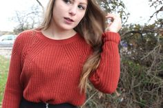 I just uploaded a new blog post about my recent autumnal outfit! Give it a read if you like xx