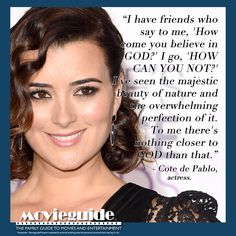 A great actress and believer. Christian Actors, Christian Faith, Christian Quotes, Religion Catolica, Encouragement, Faith In God, God Is Good, Jesus Loves, Faith Quotes