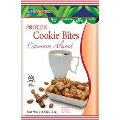 Kay's Naturals Cinnamon Almond Protein Cookie Bites