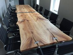 Extra Large Conference Tables From Stump by StumpStandards on Etsy