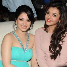 Tamanna Bhatia & Kajal Aggrawal