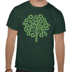 Recycle Earth Day shirt $24.50 from Seitu Hayden