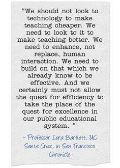 El uso de la tecnología educativa para abaratar costes