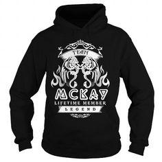 Cool TeeForMckay  Team Mckay  New Cool Mckay Name Shirt  T shirts