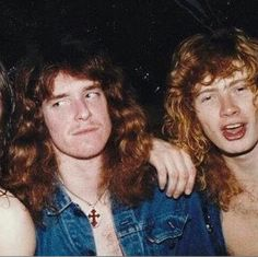 Megadeth 1990 | Bands and Artists | Pinterest | Megadeth ...