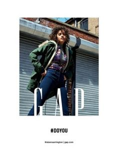 Gap keeps it laid-back and casual for its fall-winter 2016 campaign. Photographed by Mel Bles and styled by Shin Arma, models pose on the streets in cool looks. From varsity inspired bomber jackets to parkas, Londone Myers, Alanna Arrington and Sora Choi appear in the advertisements. Each image features the models' Instagram handles for a …