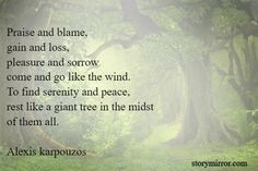 Read quotes written by alexis karpouzos on StoryMirror Spiritual Teachers, Come And Go, Reading Quotes, Poetry, Spirituality, Wisdom, Peace, Thoughts, Writing