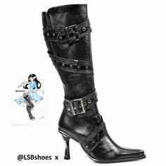 m.9029-c10 New Rock Alice-Madness Cosplay boots ideas - - gorgeous #alice #madness #cosplay #boots #ideas ... floating an idea x