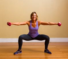 7 Moves Toward Tight, Toned Thighs!