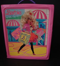 Sold Thank you.............Barbie Doll Case or Barbie Wardrobe for Barbie by flyingdollar, $9.99