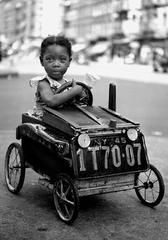 Little driver, N.Y. 1947