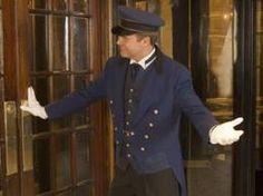 Lobby Boy, Paris In Spring, Gill Sans, Cigarette Girl, Hotel Staff, Page Boy, Concierge, Butler, Spring Time
