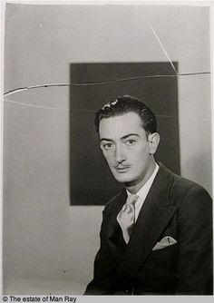 Man Ray: Dali, Paris, c.1929