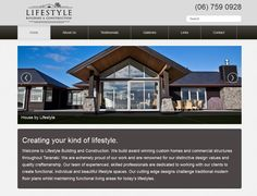 Welcome to Lifestyle Building and Construction.  We build award winning custom homes and commercial structures throughout Taranaki.  We are extremely proud of our work and are renowned for our distinctive design values and quality craftsmanship.  Our team of experienced, skilled professionals are dedicated to working with our clients.