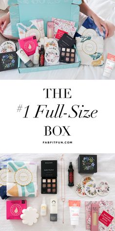 Subscribe today and get 20% off with code YES. Just $39.99 for over $200 of full-size beauty, fashion + fitness products delivered quarterly. This box just sold out, so sign up today to get the newest box. Plus, FREE SHIPPING in the continental US