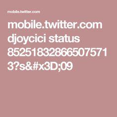 mobile.twitter.com djoycici status 852518328665075713?s=09