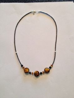 Suzi Artworks | Autumn Necklace | Online Store Powered by Storenvy $39.95.