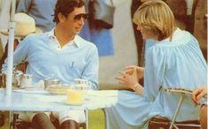 1982 05 15 Princess Diana at a polo game at Rhinefield House, Brockenhurst, Hampshire