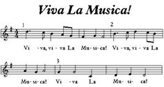 Round: Viva La Musica