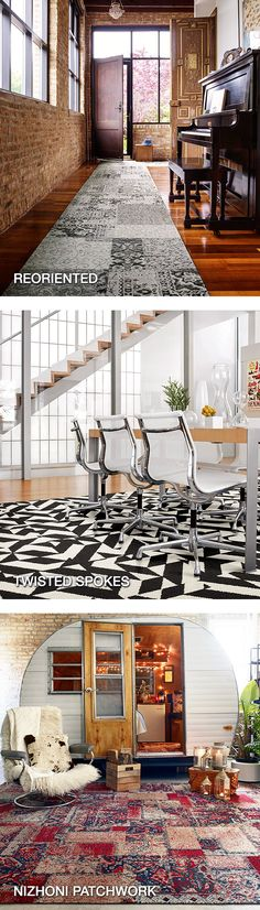 Looking for a show-stopping area rug for your family's eclectic style? Design it with FLOR.