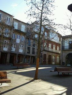 Plaza de la Verdura , Pontevedra, Spain