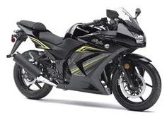 My new ride for this summer perhaps.....Ninja 250r
