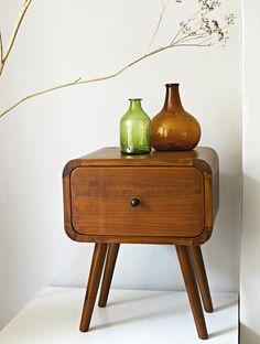 cabinets, closets, teak furniture, danish design, end tables, bedside tables, bottles, bedrooms, table manners