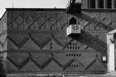 """Reportage by Alessandra Rossi Renier and Emanuela Margione, part of the exhibition _""""Ca' Brütta 1921. Giovanni Muzio Opera prima""""_  at Castello Sforzesco, Milan.     April 15th to July 10th 2016"""