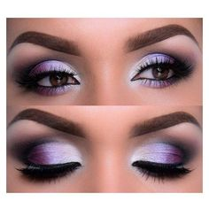 How to Apply Best Eyeshadow For Blue Eyes and Red Hair ❤ liked on Polyvore featuring beauty products and haircare